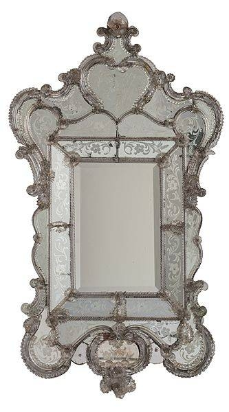 Best 25+ Venetian Mirrors Ideas On Pinterest | Elegant Glam Powder Pertaining To Venetian Etched Glass Mirrors (View 3 of 20)