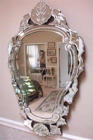Best 25+ Venetian Mirrors Ideas On Pinterest | Elegant Glam Powder Pertaining To Venetian Mirrors (#7 of 20)