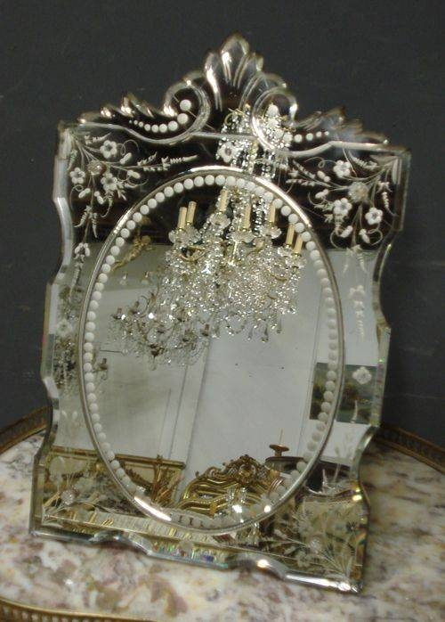 Best 25+ Venetian Mirrors Ideas On Pinterest | Elegant Glam Powder With Venetian Table Mirrors (#4 of 20)