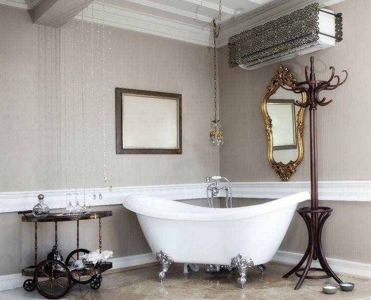Best 25+ Victorian Bathroom Mirrors Ideas On Pinterest | Victorian Regarding Victorian Style Mirrors For Bathrooms (View 3 of 20)