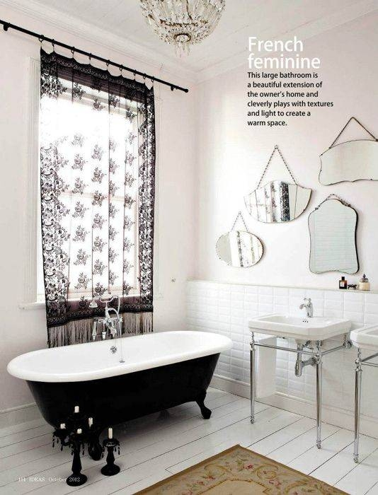 Best 25+ Victorian Bathroom Mirrors Ideas On Pinterest | Victorian Throughout Victorian Style Mirrors For Bathrooms (View 5 of 20)