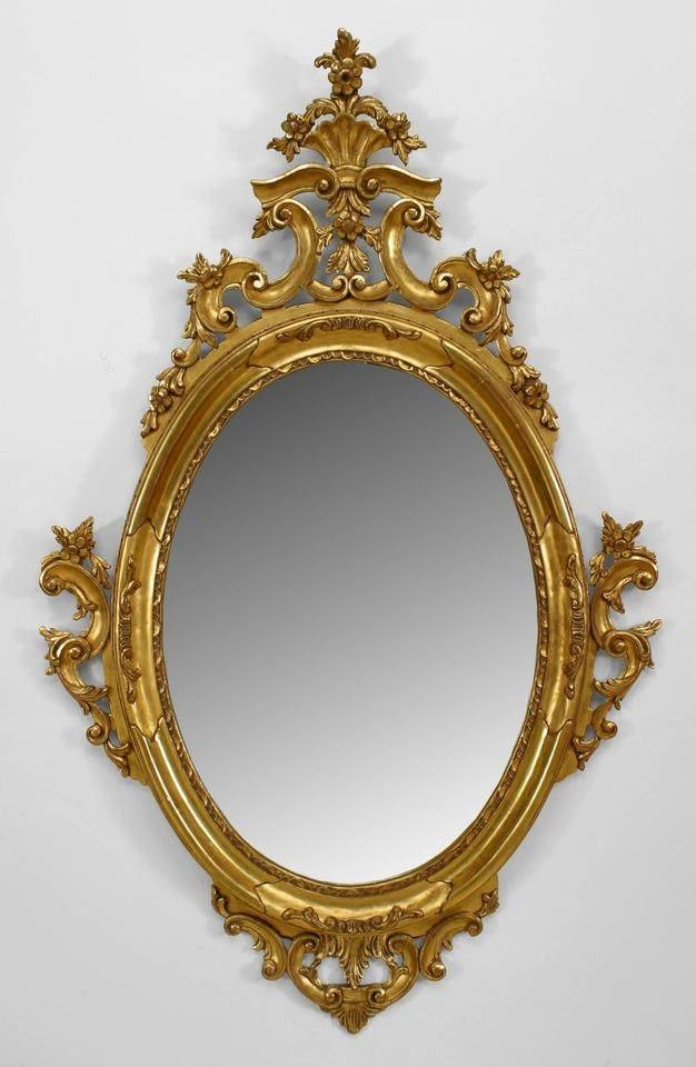 30 Best Collection Of Victorian Style Mirrors
