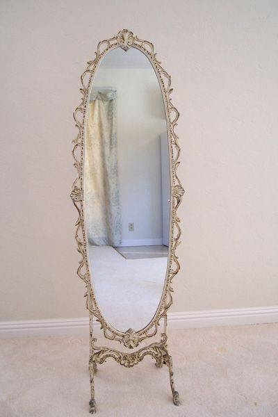 Best 25+ Victorian Mirror Ideas On Pinterest | Victorian Floor Inside Victorian Full Length Mirrors (#10 of 20)