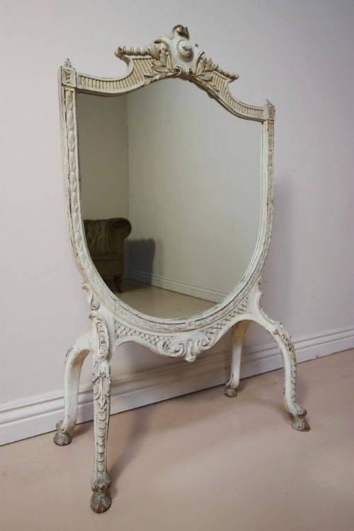 Best 25+ Victorian Mirror Ideas On Pinterest | Victorian Floor Regarding Victorian Floor Mirrors (#7 of 30)