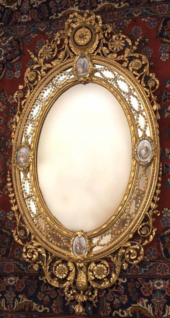 Best 25+ Victorian Mirror Ideas On Pinterest | Victorian Floor Regarding Victorian Style Mirrors (#17 of 30)