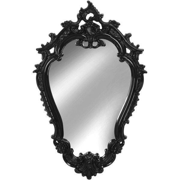 Best 25+ Victorian Mirror Ideas On Pinterest | Victorian Floor Throughout Black Ornate Mirrors (#9 of 30)