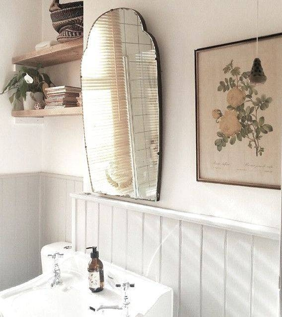 Best 25+ Vintage Bathroom Mirrors Ideas On Pinterest | Basement Inside Small Vintage Mirrors (#14 of 30)