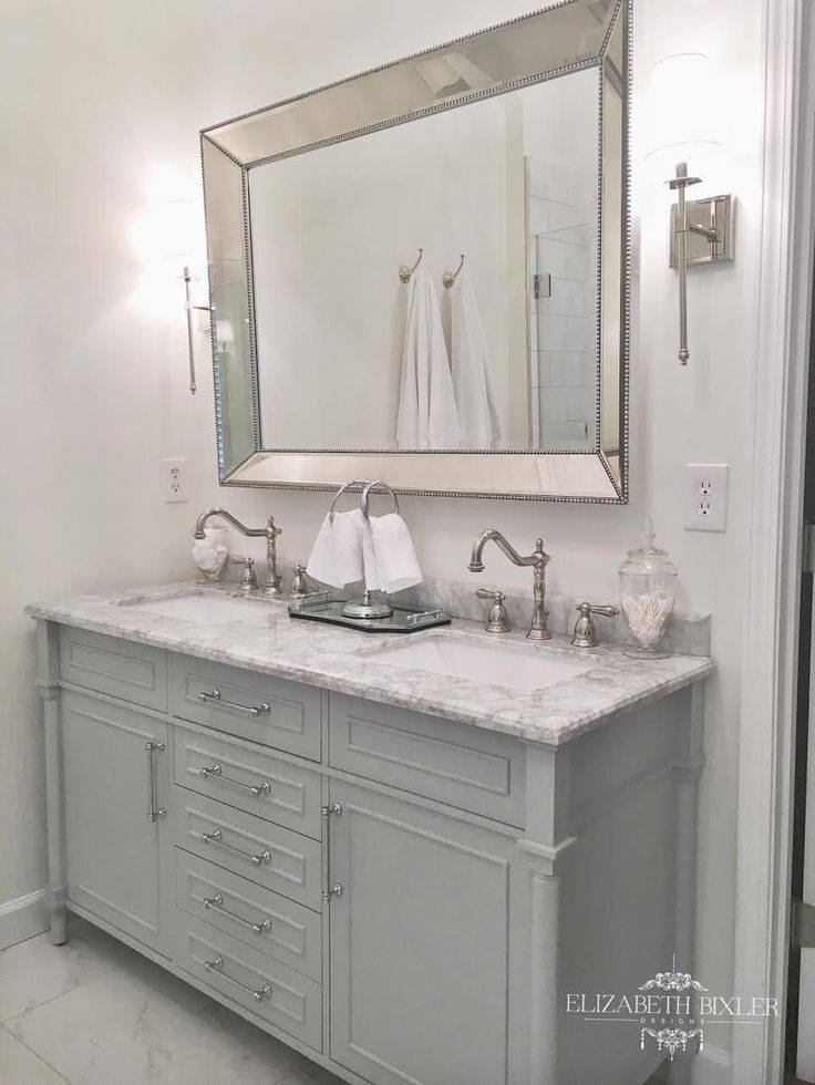 Best 25+ Vintage Bathroom Mirrors Ideas On Pinterest | Basement Intended For Vintage Bathroom Mirrors (#13 of 30)