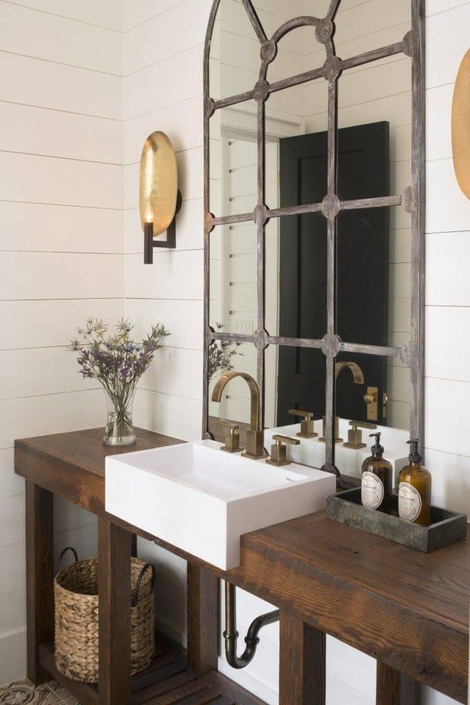 Best 25+ Vintage Bathroom Mirrors Ideas On Pinterest | Basement Within Antique Bathroom Mirrors (#12 of 20)