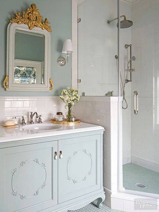 Best 25+ Vintage Bathroom Vanities Ideas On Pinterest | Singer Pertaining To Vintage Style Bathroom Mirrors (#10 of 20)