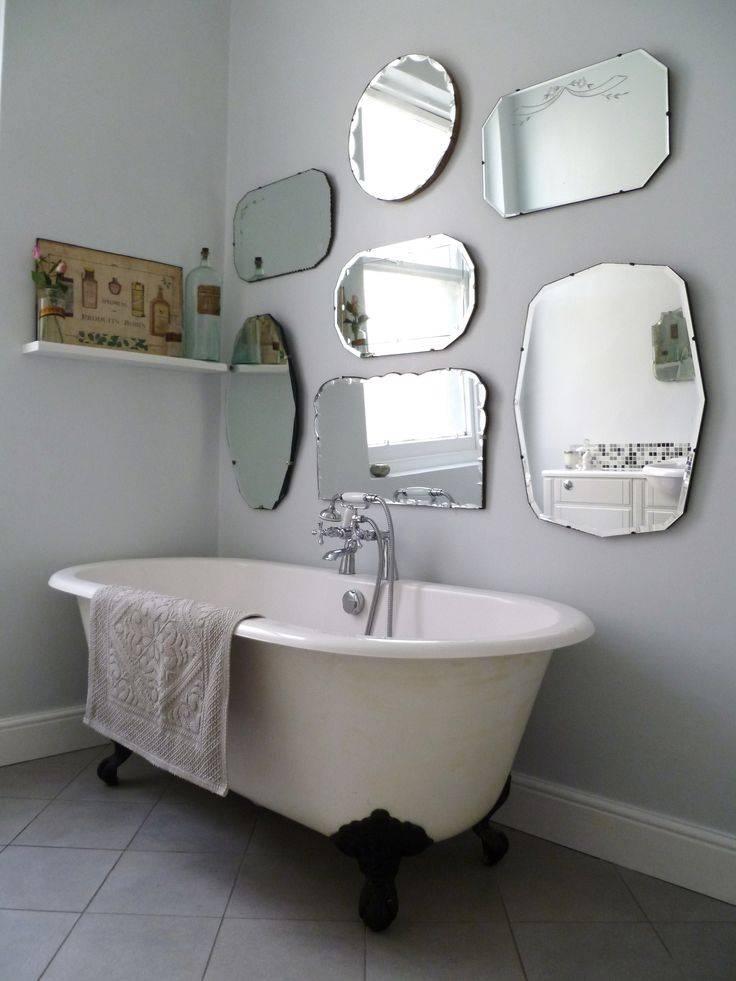 Best 25+ Vintage Mirrors Ideas On Pinterest | Beautiful Mirrors Regarding Grey Vintage Mirrors (#17 of 20)