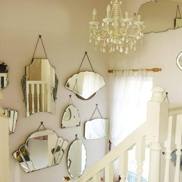 Best 25+ Vintage Mirrors Ideas On Pinterest | Beautiful Mirrors Regarding Small Vintage Mirrors (#19 of 30)
