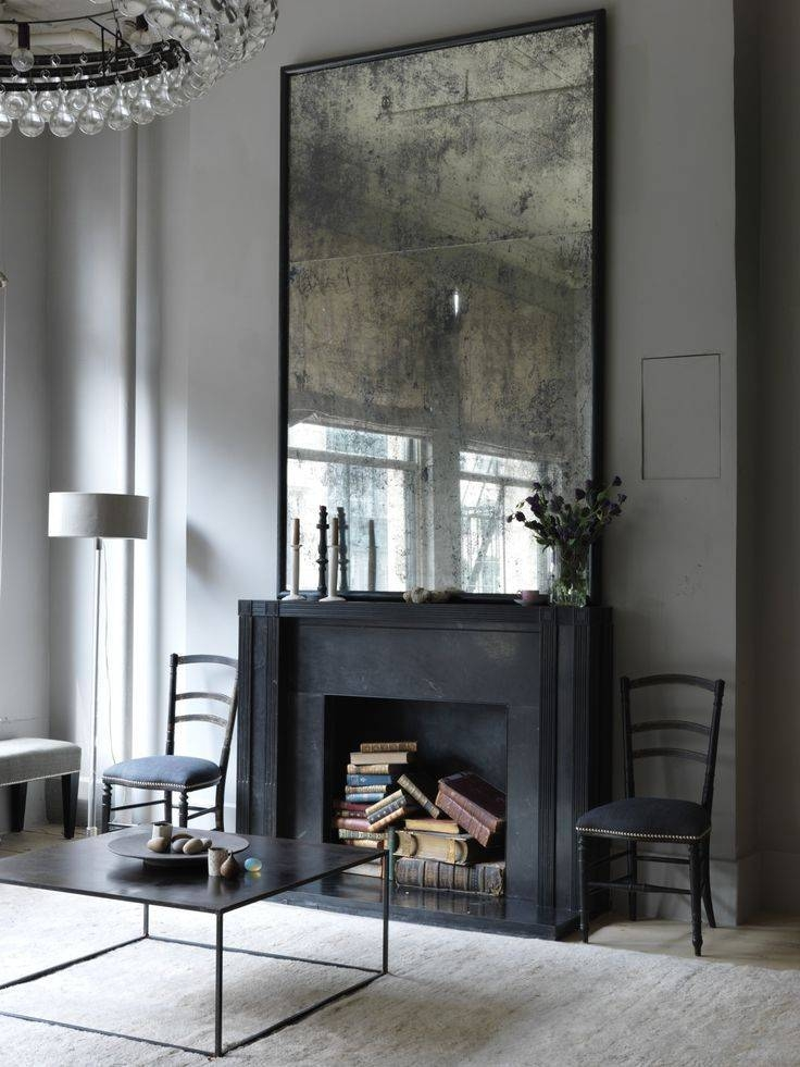 Best 25+ Vintage Mirrors Ideas On Pinterest | Beautiful Mirrors Throughout Black Antique Mirrors (#16 of 30)