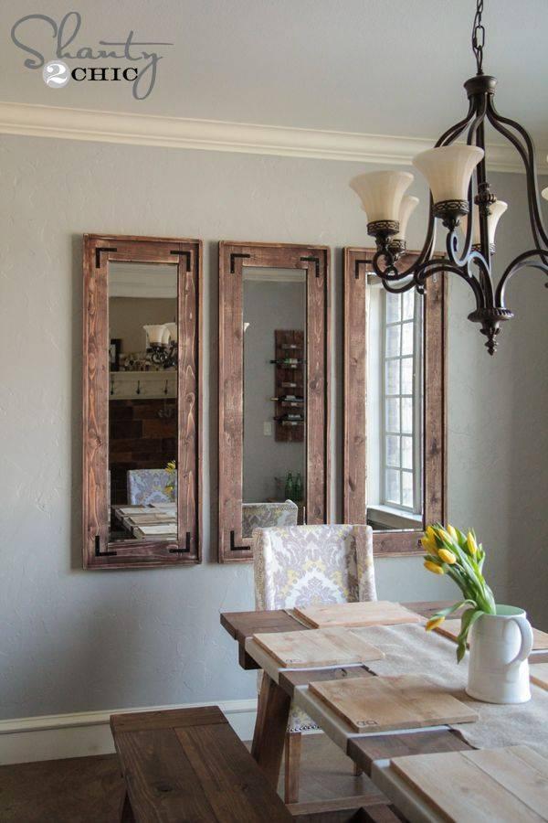 Best 25+ Wall Mirrors Ideas On Pinterest   Cheap Wall Mirrors Throughout Feature Wall Mirrors (#10 of 20)