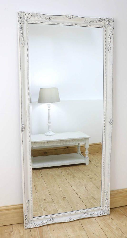 Best 25+ White Full Length Mirrors Ideas Only On Pinterest | Full In White Shabby Chic Mirrors Sale (#16 of 20)