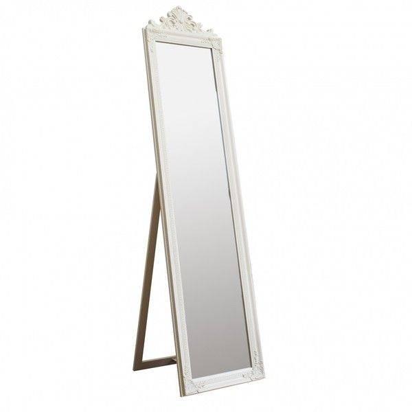 Best 25+ White Full Length Mirrors Ideas Only On Pinterest | Full With Full Length Cheval Mirrors (View 14 of 20)