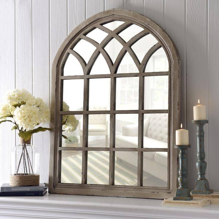 Popular Photo of Window Mirrors