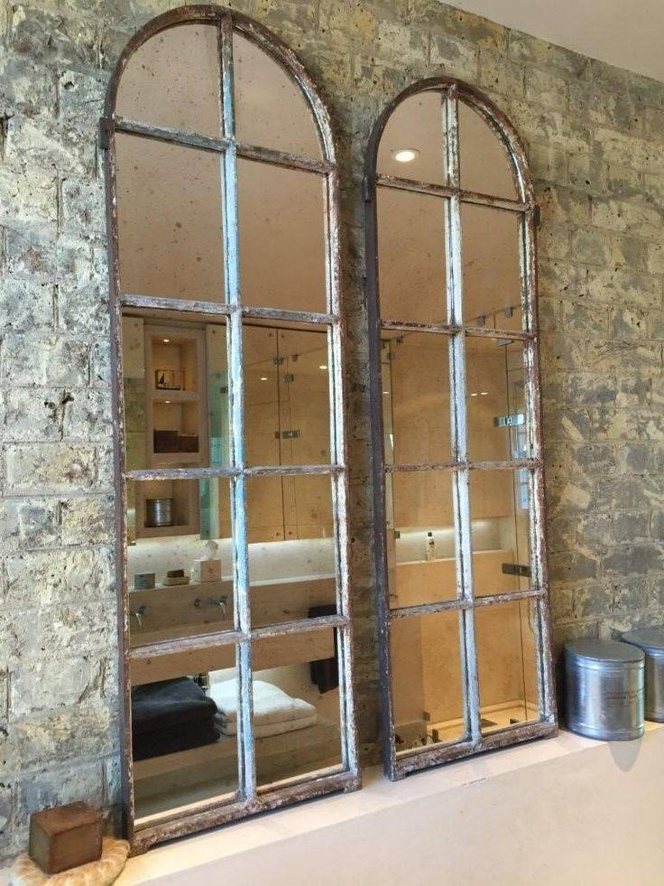 20 Photo of Window Arch Mirrors
