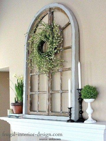 Best 25+ Window Mirror Ideas On Pinterest   Cottage Framed Mirrors Throughout Arched Window Mirrors (View 15 of 20)