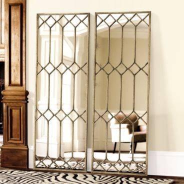 Best 25+ Window Pane Mirror Ideas On Pinterest | Windows Decor Inside Window Mirrors (#10 of 30)