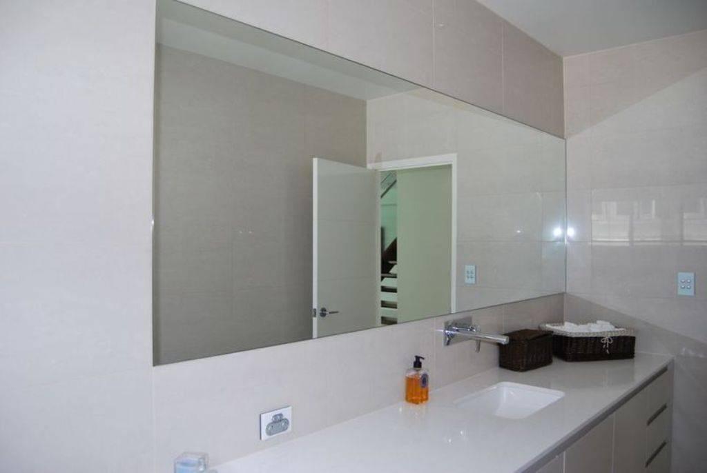 Best Bathroom Frameless Mirror Ideas – Rummel – Rummel With Large Frameless Mirrors (#7 of 20)