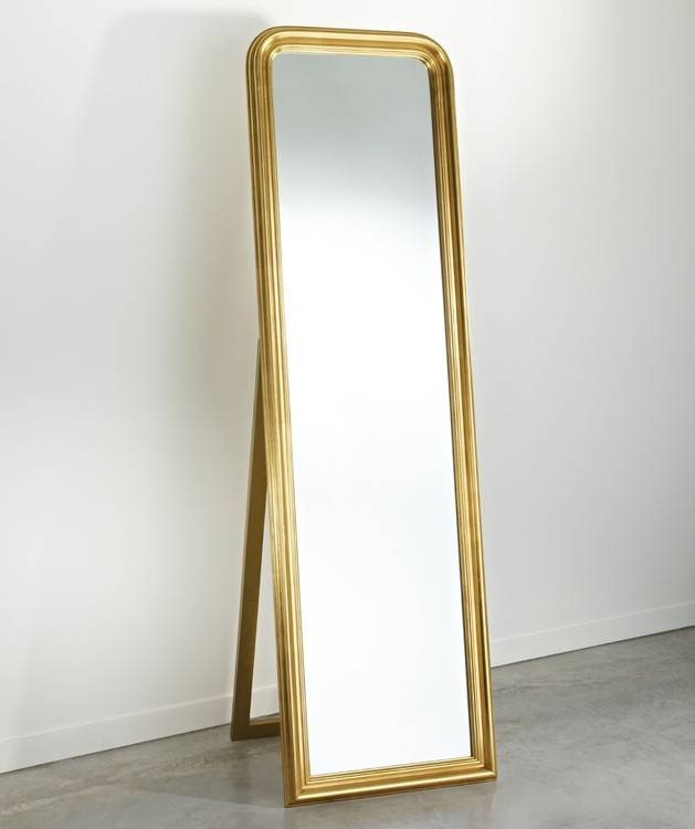 Best Decorative Mirrors For You – In Decors Throughout Gold Standing Mirrors (#10 of 30)