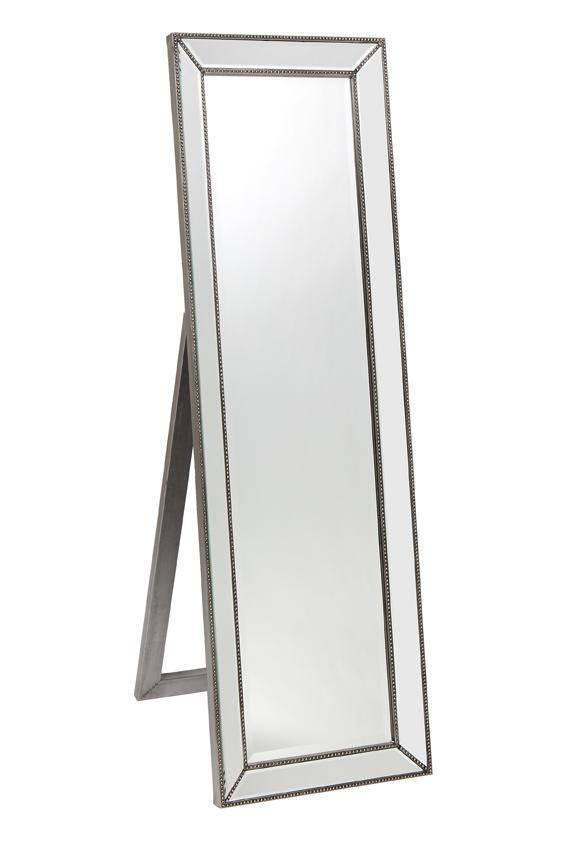 Best Decorative Mirrors For You – In Decors With Full Length Stand Alone Mirrors (#12 of 30)