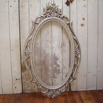 Best Large Ornate Mirrors Products On Wanelo In Large Oval Mirrors (#8 of 20)