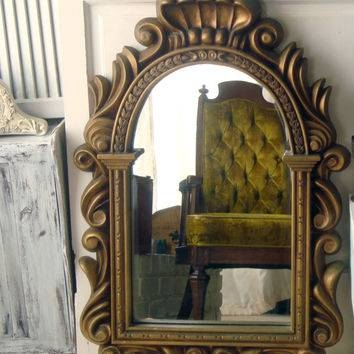Best Large Ornate Mirrors Products On Wanelo Throughout Large Gold Ornate Mirrors (View 15 of 30)
