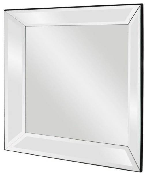 Best Mirrors For All Places – In Decors Pertaining To Square Bevelled Mirrors (View 10 of 15)