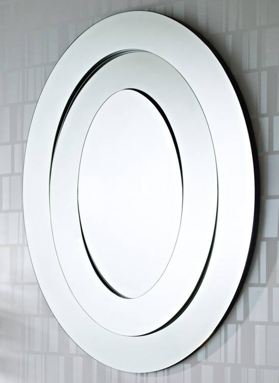 Best Mirrors For Any Place – In Decors Regarding Round Contemporary Mirrors (#7 of 15)