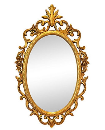 Best Vintage Mirrors To Look For For Vintage Mirrors (View 2 of 20)