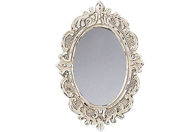 Popular Photo of French Oval Mirrors