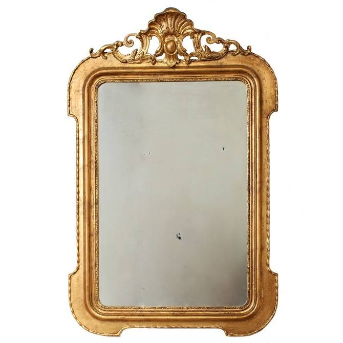 Best Vintage Mirrors To Look For Intended For Vintage Mirrors (View 10 of 20)