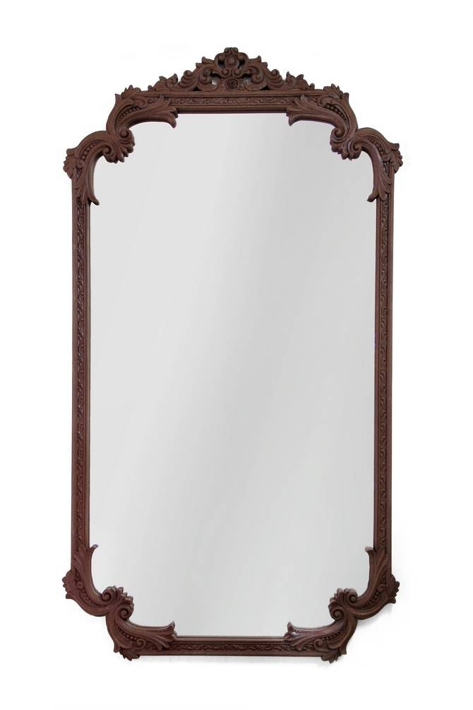 Best Vintage Mirrors To Look For Within Vintage Mirrors (#14 of 20)