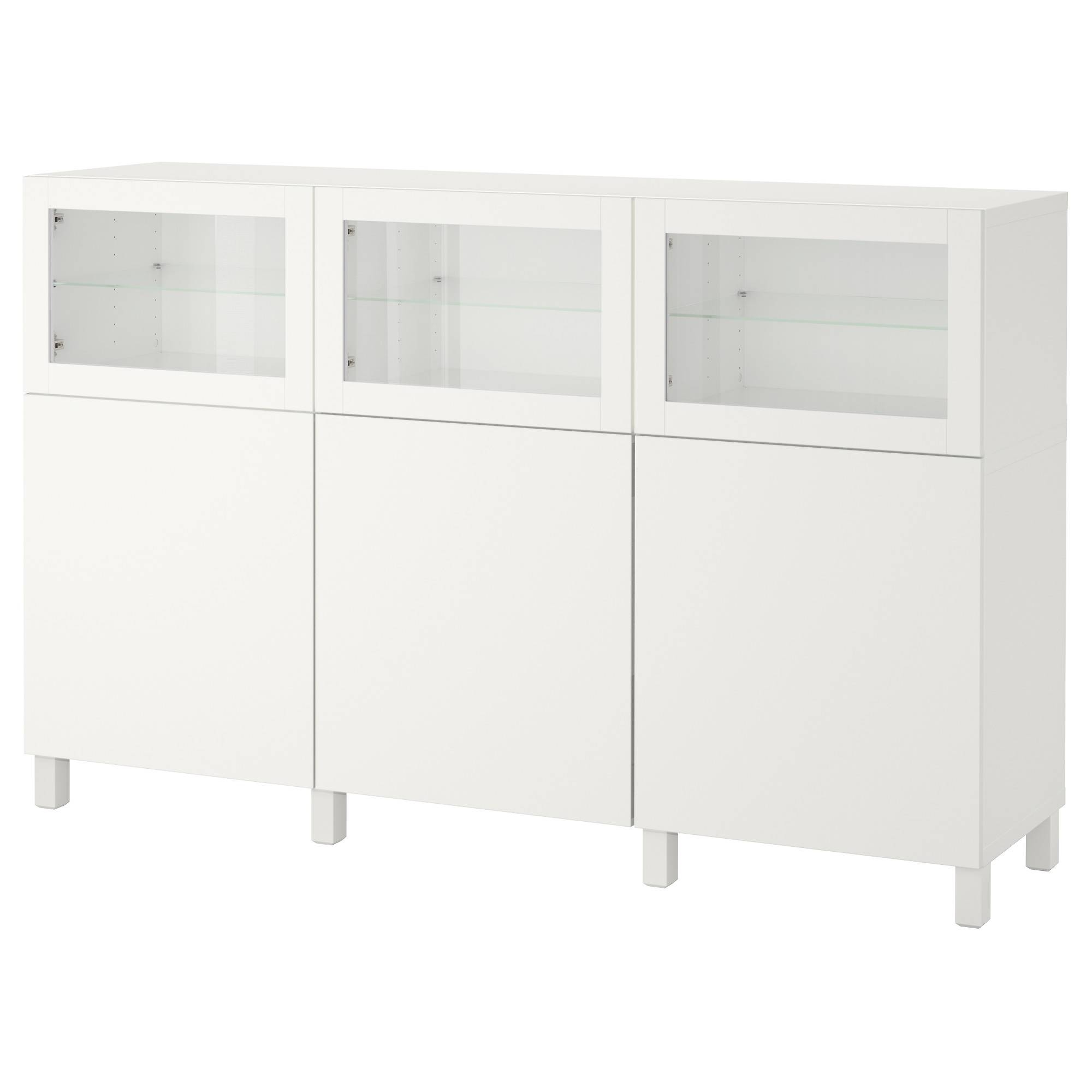 Bestå System – Combinations & Tv Benches – Ikea Regarding White Glass Sideboard (View 11 of 20)