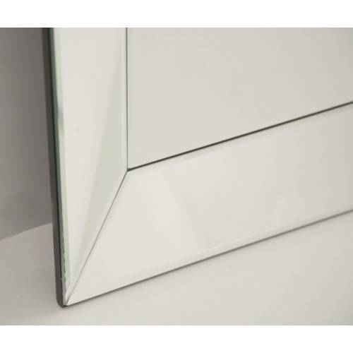 Beveled Edge Wall Mirror Image Gallery – Hcpr With Regard To Chamfered Edge Mirrors (#8 of 15)