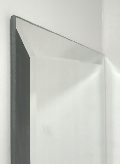 Bevelled Edge Bathroom Mirror | My Web Value Within Bevel Edged Mirrors (#8 of 20)