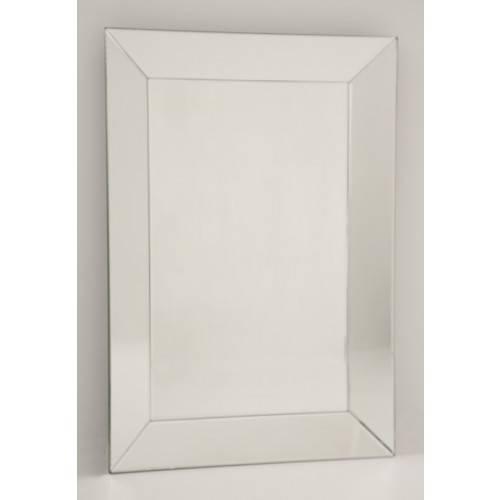Beau Bevelled Edge Mirror Medium With Bevelled Edge Bathroom Mirrors (#7 Of 20)