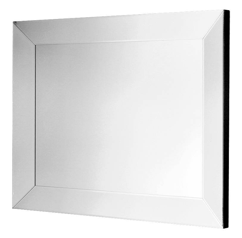 Bevelled Mirror As Indoor Decorative Touch | Lgilab | Modern Inside Black Bevelled Mirrors (#9 of 20)