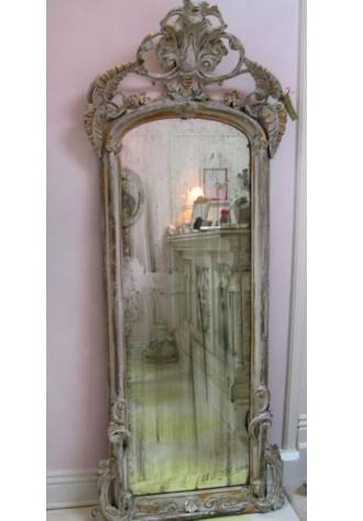 Beyond The Looking Glass: Superstition Or Fact? | Paranormal With Regard To Antique Long Mirrors (View 20 of 20)