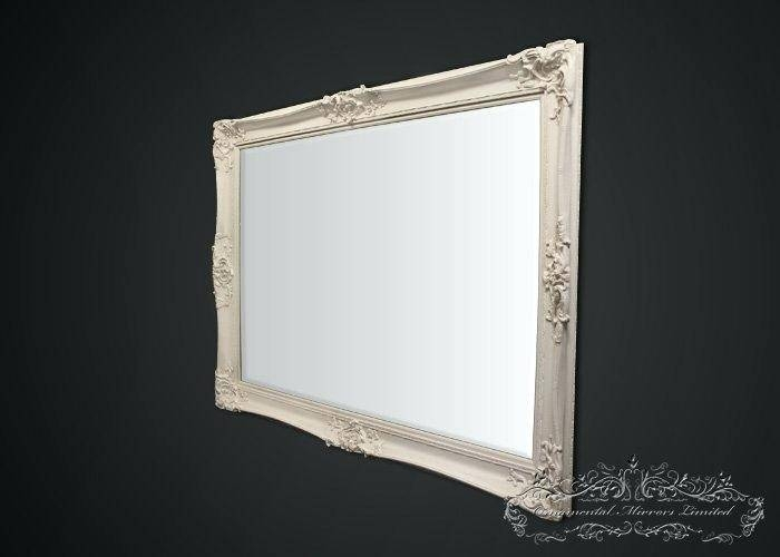 Big Mirror Uk – Shopwiz For Large Ornamental Mirrors (View 5 of 15)