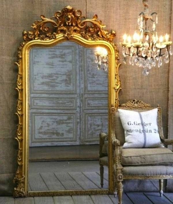 Big Mirrors 25 Best Ideas About Large Wall Mirrors On Pinterest In Large Old Mirrors (View 20 of 30)