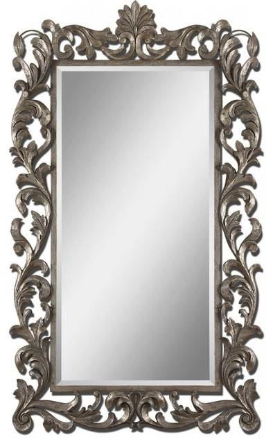 Big Mirrors For Walls, Bronze Wall Mirror Bronze Sun Mirror Within Large Ornate Mirrors For Wall (#10 of 20)