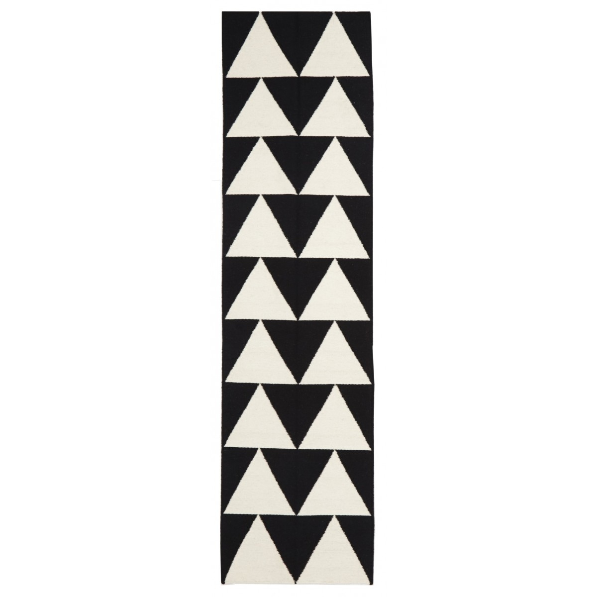 Black And White Runner Rug 99 Awesome Exterior With Chevron Modern Within Hallway Runners Black And White (#4 of 20)
