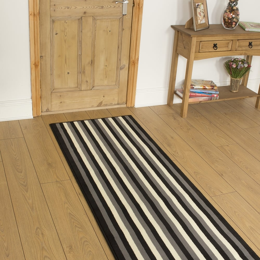 20 Best Collection Of Striped Hallway Runners