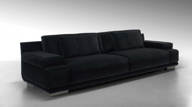 15 Best Collection Of Black Velvet Sofas