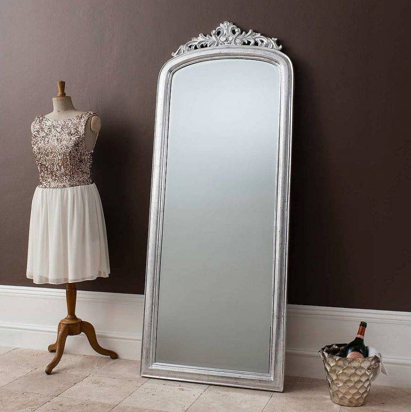 Bling Cheval Floor Mirror – Harpsounds (#8 of 30)