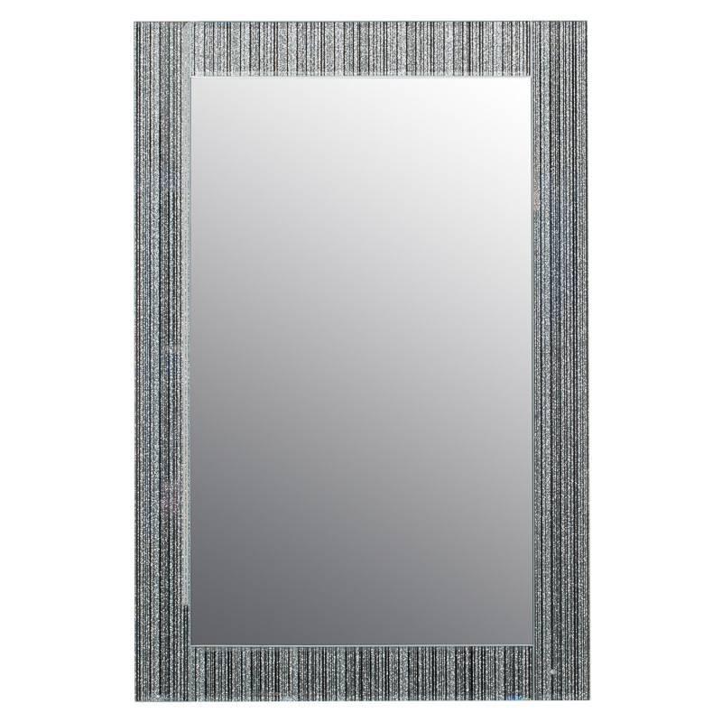 Popular Photo of Glitter Frame Mirrors