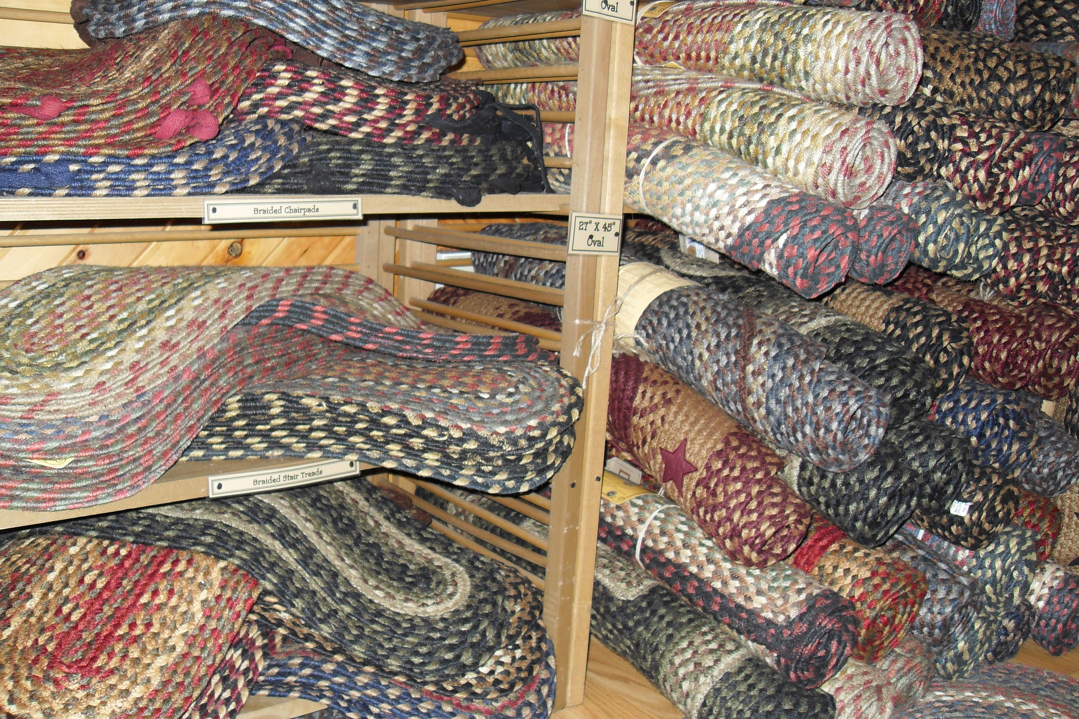 Delightful Inspiration About Braided Rugs For Stairs Roselawnlutheran With Regard To Stair  Treads Braided Rugs (#